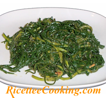 Agretti alle alici