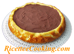 Cheescake di Nutella