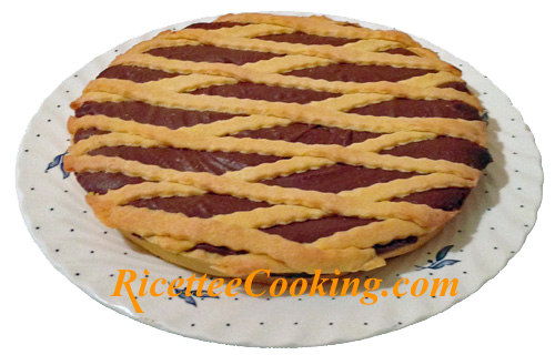 Crostata di Nutella
