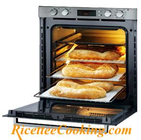 Il forno temperatura e tempi di cottura for Temperatura forno pizza