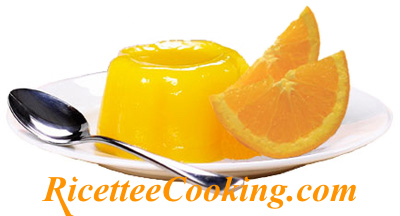 Gelatina di arance
