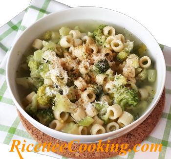 Minestra e broccoli