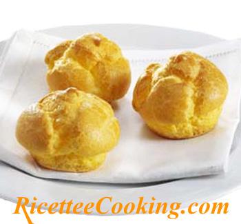 Bign� (pasta choux) senza glutine