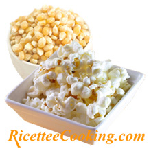 Chicchi di mais e Pop-corn
