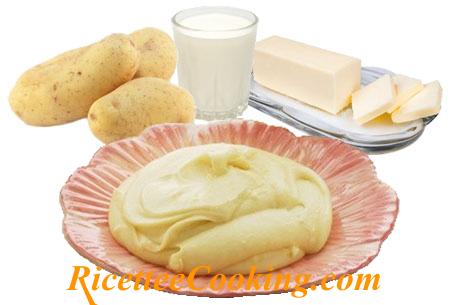 Purea di patate