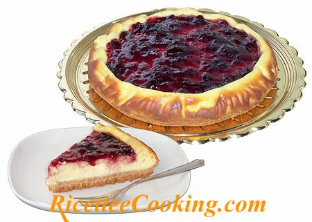 Cheesecake Di Ricotta E Marmellata Ricetta