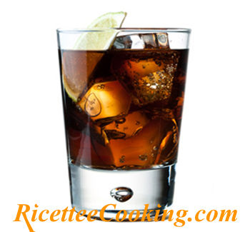 Cocktail Whisky e Coca